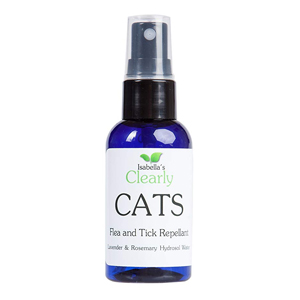 Clearly Cats, Natural and Safe Tick and Flea Repellent