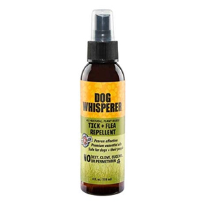YAYA ORGANICS Dog Whisperer Tick + Flea Repellent
