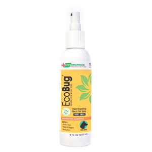 Vet Organics EcoBug All-Natural Aromatic Spray for Dogs