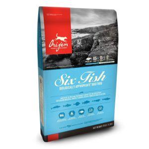 ORIJEN Dry Dog Six Fish