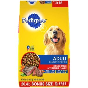 Pedigree Complete Dry Dog Food