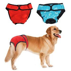 BWOGUE Premium Dog Diapers Female