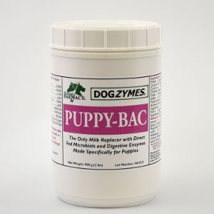 Dogzymes Puppy-Bac Milk Replacer