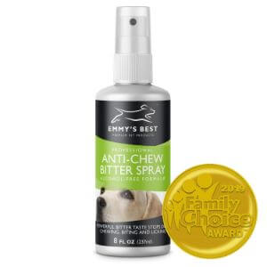 Emmy's Best PRO Anti Chew Spray for Dogs & Puppies