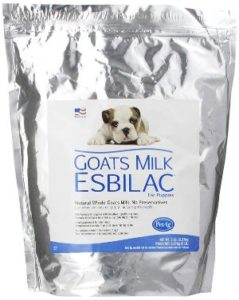 Goat's Milk Esbilac for Puppies with Sensitive Digestive Systems