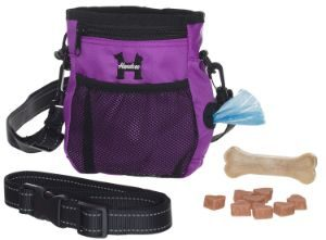 Hundree Dog Treat Bag