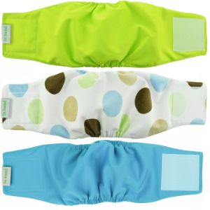 IN HAND Washable Male Dog Diapers