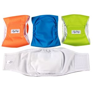 JoyDaog Reusable Belly Bands for Dogs Washable Male Wrap