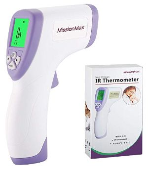 MissionMax Forehead Thermometer-min