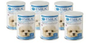PetAg Esbilac Puppy Milk Replacer Powder 6 Pack