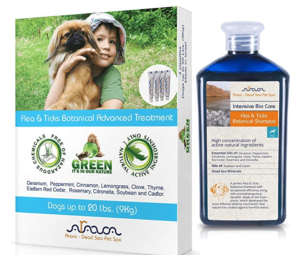 Arava Natural Flea & Tick Prevention