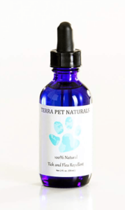 Terra Pet 100% Natural Flea & Tick