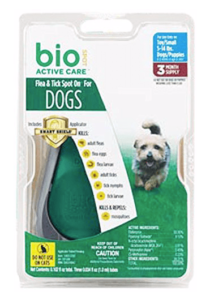Bio Spot Active Care Flea & Tick