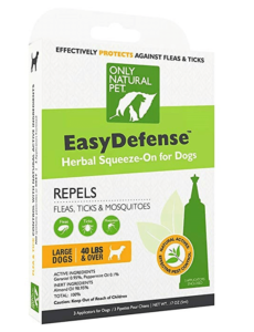 Only Natural Pet Flea & Tick Prevention