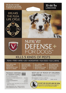 Nutri-Vet Wellness K9 Defense
