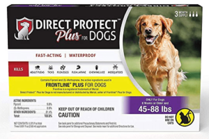 Direct Protect Plus Flea & Tick