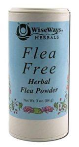 Flea Free Herbal Flea Powder