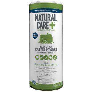 Natural Care Flea and Tick Carpet Powder