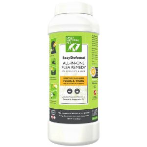Only Natural Pet EasyDefense All-in-One Flea Remedy