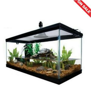 STS Suplies LTD Reptile Habitat Setup Aquarium Tank Kit