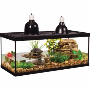 Tetra Deluxe Aquatic Turtle Kit, 20-Gallon