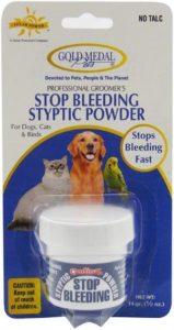 Gold Medal Pets Stop Bleeding Styptic Powder