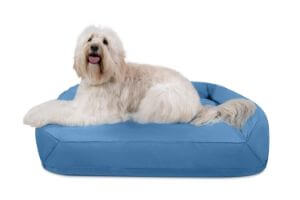 K9 Ballistics Tough Bolster Nesting Dog Bed