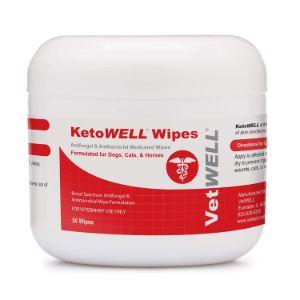 KetoWELL Chlorhexidine Wipes