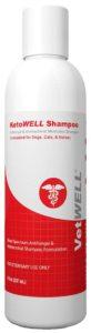 KetoWELL Ketoconazole & Chlorhexidine Shampoo Dogs