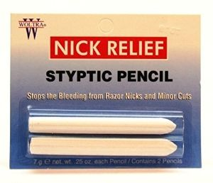 Nick Relief Styptic Pencil