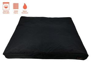 Niiyoh Mighty Dog Bed with Super Durable 1800D Ripstop Fabric