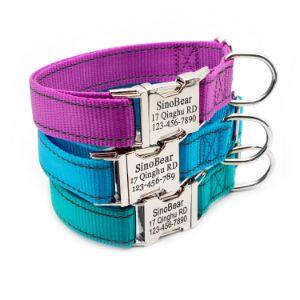 Sinobear Personalized Dog Collar