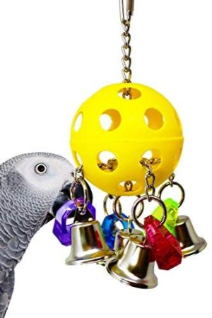 Bonka Bird Toys 1937 Bellpull Bird Toy