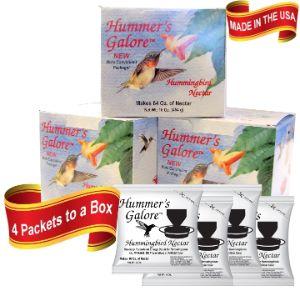 HummersGalore Hummingbird Food