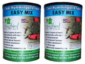 Songbird Essentials Clear Hummingbird Nectar