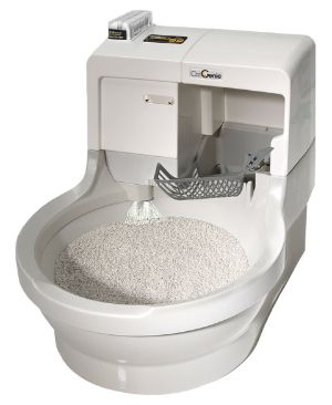CatGenie 120 Self Washing Self Flushing Cat Box