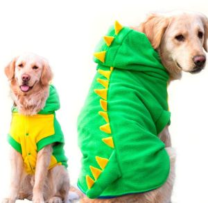 FLAdorepet Large Dog Dinosaur Costume