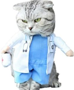 NACOCO Cat Doctor Costume