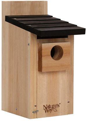 Nature's Way Bird Products Cedar Bluebird House