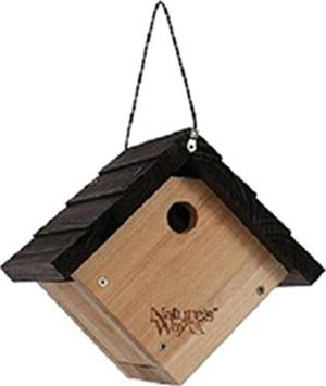 Nature's Way Bird Products Cedar Wren House