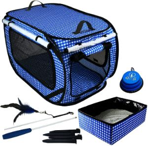 Pet Fit for Life Portable Cat Cage