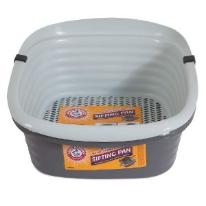 Pet Mate Arm & Hammer Sifting Litter Pan