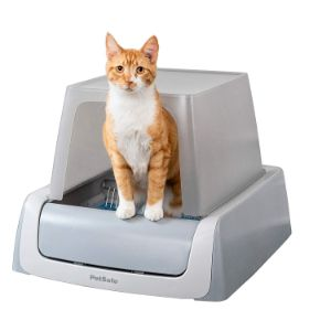 PetSafe ScoopFree Ultra Automatic Self Cleaning Hooded Litter Box - 2nd Generation