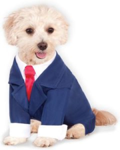 Business Suit Pet Costume by Rubie's