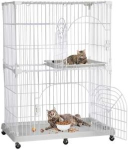 Yaheetech Large Cat Cage