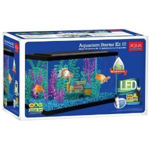 Aqua Culture 10 Gallon Aquarium Starter Kit