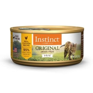Instinct Original Grain Free Recipe Natural Wet Cat Food