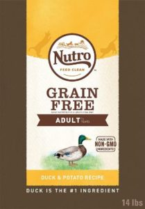 NUTRO Grain Free Adult Natural Dry Cat Food