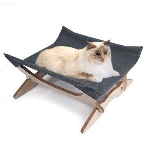 PERSUPER Elevated Pet Bed