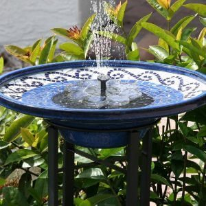 Qualife Solar Water Fountain